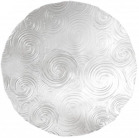 Dekor Cam Vortex Serving Plate 33cm
