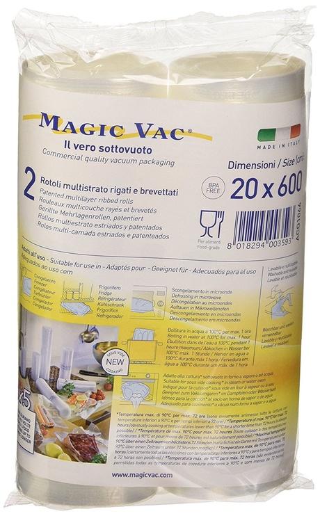 Vaakumkotid Magic Vac ACO1066, 600x20 cm, 2 tk.