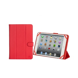 Rivacase Malpensa Tablet Case 8'' Red