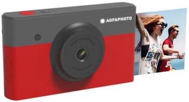 AgfaPhoto Mini Shot AMS23RD Red