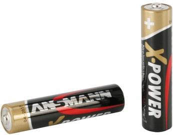 Ansmann X-Power Alkaline Battery Micro AAA 4pcs