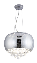 Valgusti HELADA, 18262CH, 30W, LED, D40