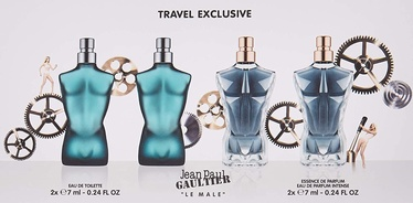 Набор для мужчин Jean Paul Gaultier Le Male Miniatures 4pcs Set 28ml EDT