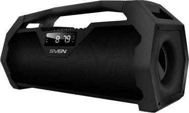 Беспроводной динамик Sven PS-470 Black, 18 Вт