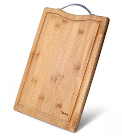 Разделочная доска Fissman Bamboo, коричневый, 230x330 мм
