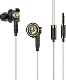 Kõrvaklapid UiiSii BA-T9 Hybrid Gold