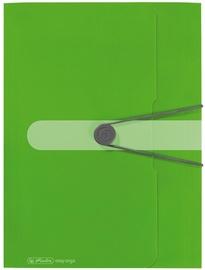 Herlitz Wallet Folder Easy Orga A4 Opaque Apple 11206000