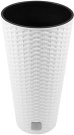 Prosperplast Pot Rato Tubus D40 76.3cm White