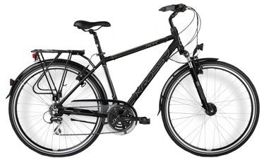 Jalgratas Kross Trans Pacific II M Black