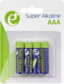 Gembird EG-BA-AAA4-01 Super Alkaline AAA x 4