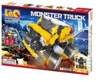Конструктор LaQ Japanese Hamacron Monster Truck