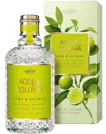 4711 Acqua Colonia Refreshing Lime & Nutmeg 70ml EDC Unisex
