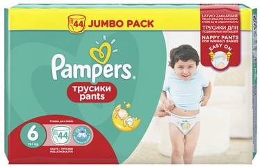 Pampers Pants S6 44
