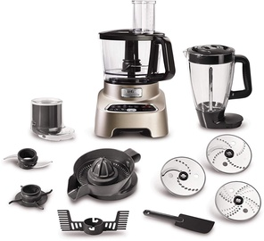 Tefal Multifunction Food Processor DoubleForce Pro Digital DO826H40