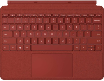 Microsoft Go Type Cover Red