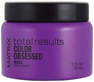 Juuksemask Matrix Total Results Color Obsessed, 150 ml