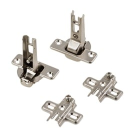 Danco Furniture Hinge F35 110° F85080M44 2pcs Nickel