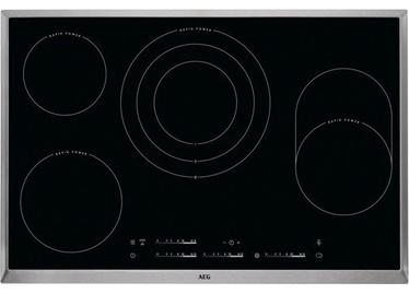 Elektripliit AEG HK854870XB Black