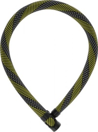 Abus Ivera Chain 7210 110cm Yellow/Green