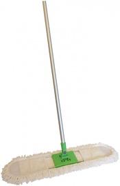 Sauber Floor Brush Go-Pro 60cm With Aluminum Shaft 140cm
