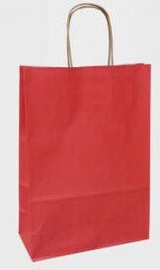 Avatar Kraft Gift Bag 22x31cm Red