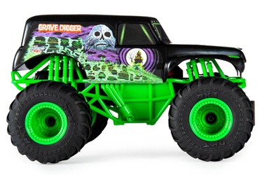 Maastur Monster Jam 1:24 Monster Grave Digger Truck