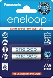 Panasonic Eneloop Rechargeable Battery 2xAAA 750mAh