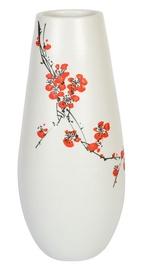Home4you Yoko Ceramic Vase Flowers Large White