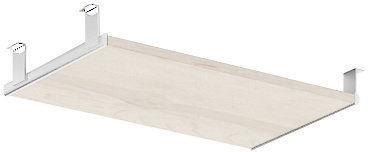 Skyland Keyboard Shelf XSK 580 60.8x35x7.7cm Beech Tiara