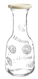 Galicja Glass Bottle Clear 1l