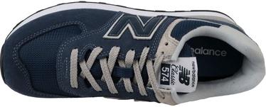 New Balance Mens Shoes ML574EGN Blue 42