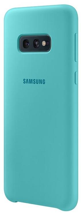 Samsung Silicone Back Case For Samsung Galaxy S10e Green