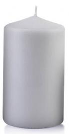 Mondex Classic Candle L Grey 18cm