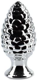 Mondex GIA Figure Cone Silver 8.8x8.8x18.3cm