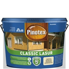 Puidukaitsevahend Pinotex Classic Lasur AE, oregon 10L