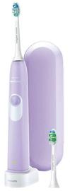 Электрическая зубная щетка Philips Sonicare Let's start HX6212/88 Purple