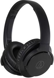 Audio-Technica ATH-ANC500BT QuietPoint Wireless Headphones Black