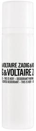 Zadig & Voltaire This Is Her! Deodorant Spray 100ml
