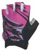 Northwave Crystal Short Gloves Black/Purple S