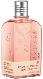 L´Occitane Cherry Blossom Bath & Shower Gel 250ml