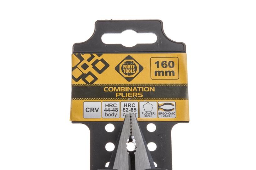 Näpitsad Forte Tools IND02001-6 160 mm