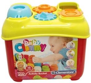 Konstruktor Clementoni Baby Clemmy Activity Bucket 17171
