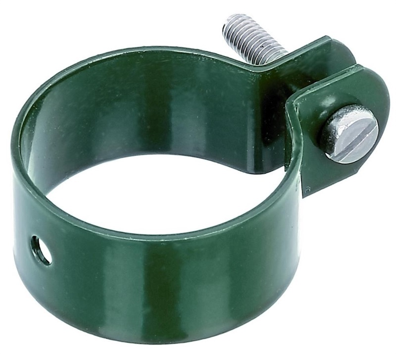 Postiklamber D38 mm, roheline