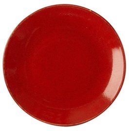 Porland Seasons Dinner Plate D28cm Red