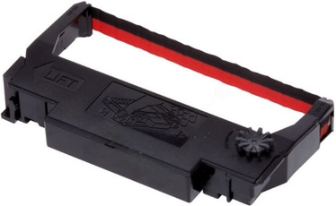 Epson ERC-38BR Ribbon Cartridge Black/Red