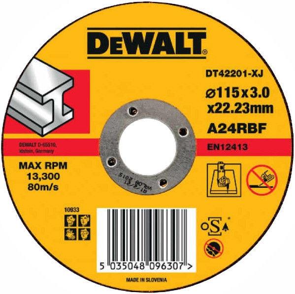 DeWALT DT42201-XJ Cutting Disc for Metal