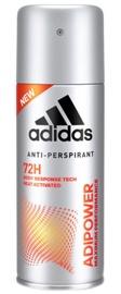 Meeste deodorant Adidas Adipower Anti-Perspirant, 150 ml