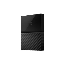 Western Digital 4TB My Passport USB 3.0 Black WDBYFT0040BBK-WESN