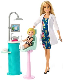 Nukk Mattel Barbie Dentist & Playset FXP16