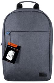 """Canyon Super Slim Backpack For 15.6"""" Dark Blue"""